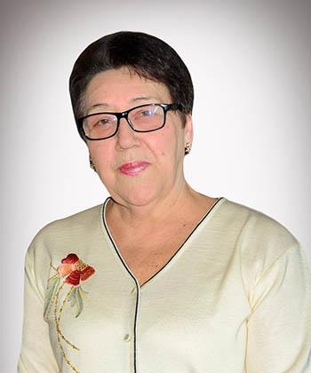 Начальник відділу бібліотечних ресурсів, Маляренко Валентина Євгеніївна