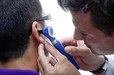 Стандарт діагностики захворювань вуха