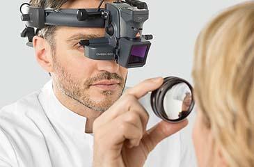 Стандарт проведення прямої офтальмоскопії