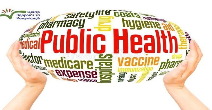 «ZmiNoTvorets – модель формування системи громадського здоров'я