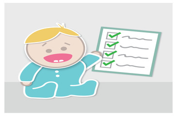 Ознаки небезпеки для дитини перших 5 років життя