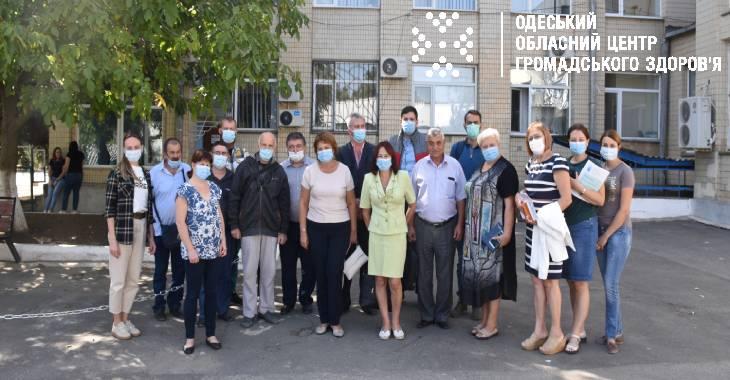 Експерти Одеського обласного ЦГЗ відвідали Болград із моніторинговим візитом