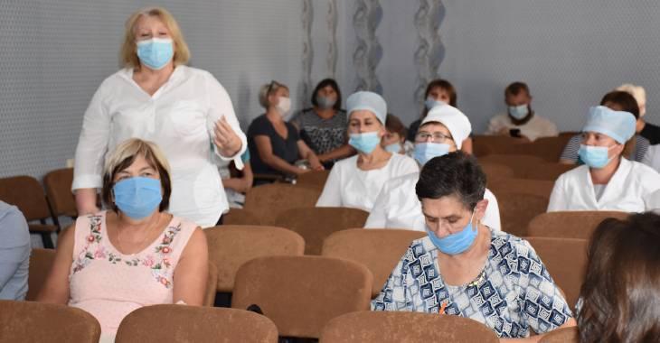 Перший моніторинговий візит показав готовність регіональних медиків до змін