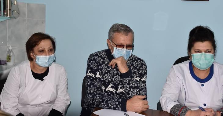 """Другий етап моніторингових візитів у КНП """"Окнянський РЦ ПМСД"""""""