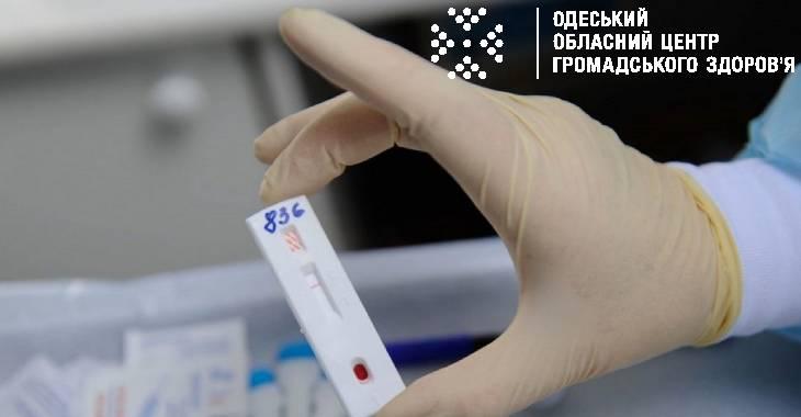 Вірусні гепатити В та С на Одещині: можливості виявлення та лікування